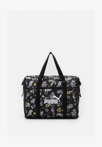 Puma - CORE SEASONAL DUFFLE BAG - Shopping bag - black - 0