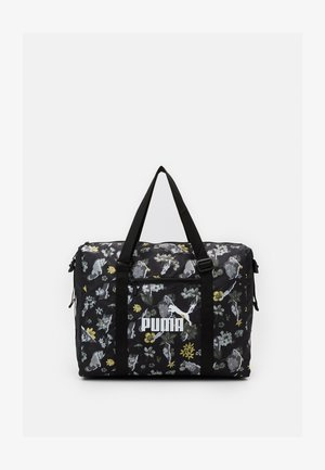CORE SEASONAL DUFFLE BAG - Shopping Bag - black