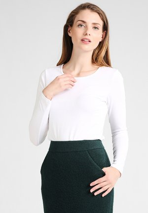 KALIA - Long sleeved top - white