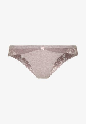 AYSHAH BRIEF - Briefs - light taupe