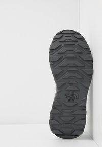 The North Face - WOMEN'S ACTIVIST LITE - Hikingsko - micro chip grey/zinc grey - 4