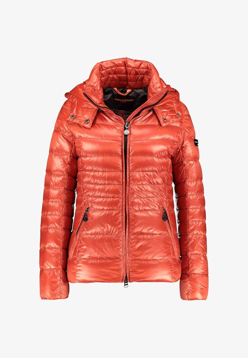 Frieda & Freddies - Down jacket - orange