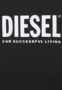 Diesel - SILY LOGO - T-shirt print - schwarz - 2