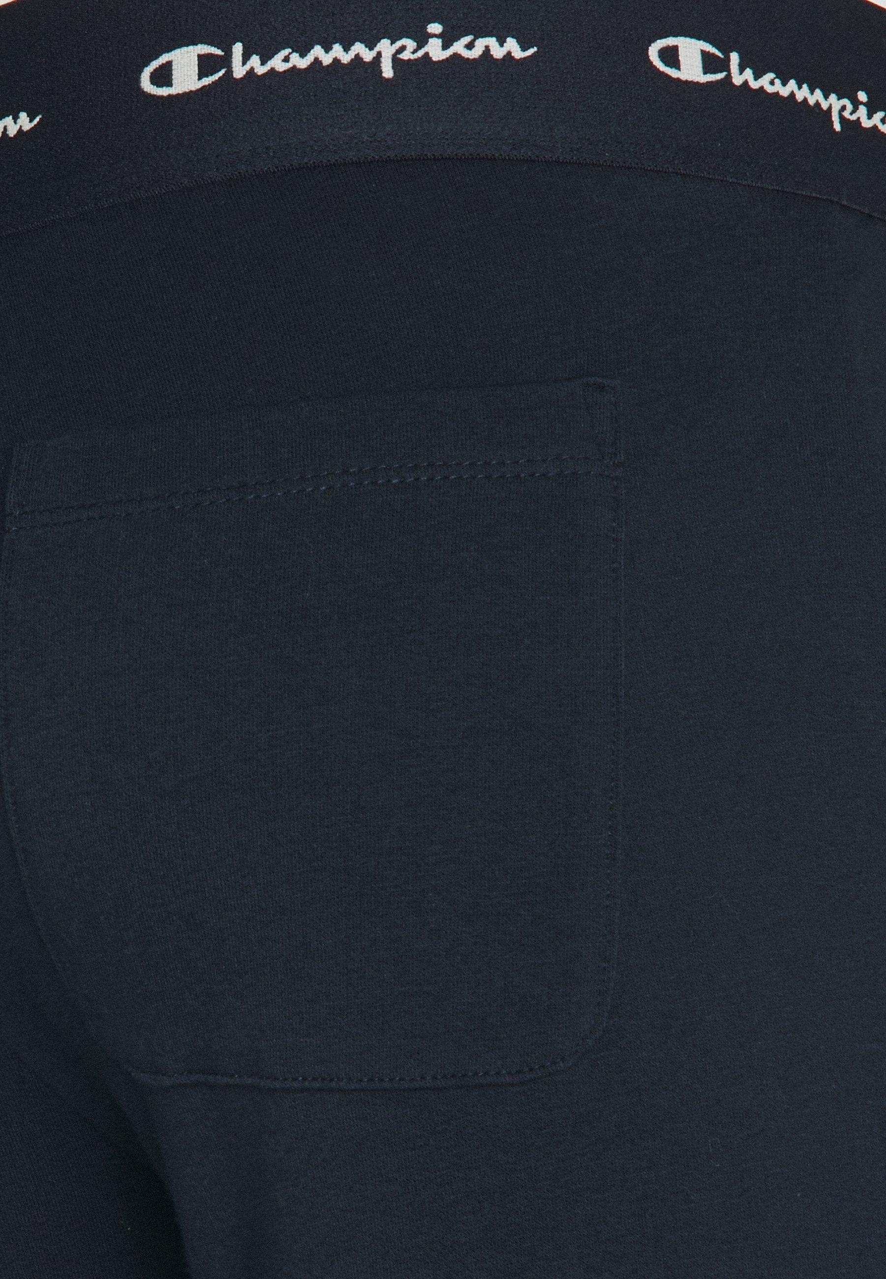 Champion ELASTIC CUFF PANTS  - Tracksuit bottoms - dark blue sNRAt