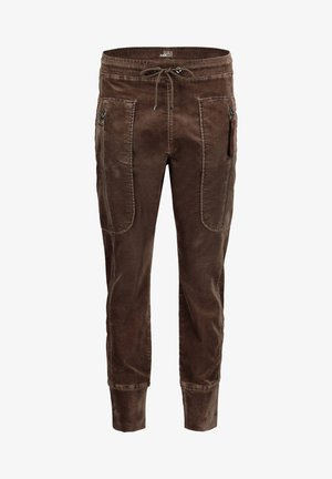FUTURE - Tracksuit bottoms - taupe