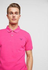 GANT - THE SUMMER - Polo shirt - pink - 4