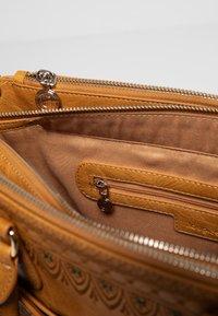 Desigual - BOLS_MARTINI SAFI - Handbag - yellow - 4