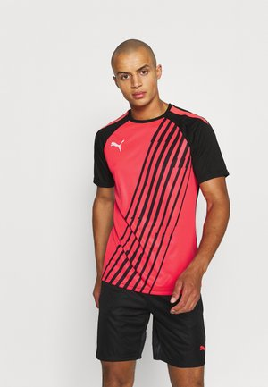 INDIVIDUALPACER - T-shirt con stampa - sunblaze/black