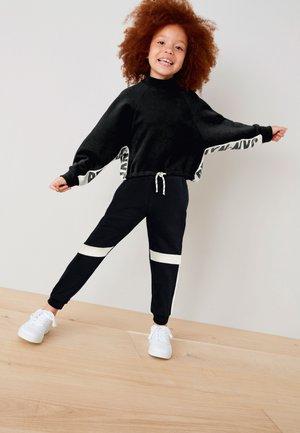 SET - Sweatshirt - black