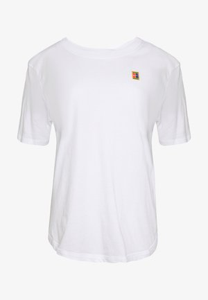 TEE COURT - T-Shirt basic - white