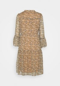 Vero Moda Tall - VMKAY SHORT DRESS - Day dress - tan - 1