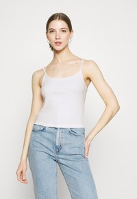 ONLY - ONLFENJA LIFE CROPPED 2 PACK - Topper - white - 3