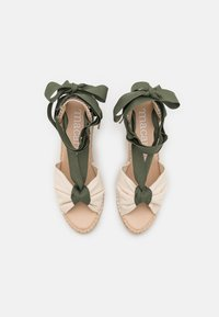 Macarena - CARLA  - Sandály na platformě - nude/crudo - 5