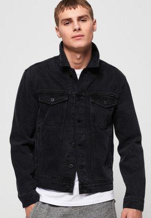 Denim jacket - elmfield black