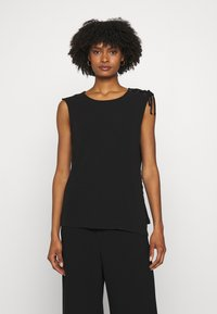 DKNY - Print T-shirt - black - 0