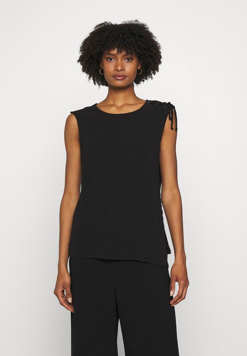 DKNY - Print T-shirt - black