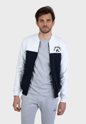 SAISON 2 - Sweater met rits - navy blue