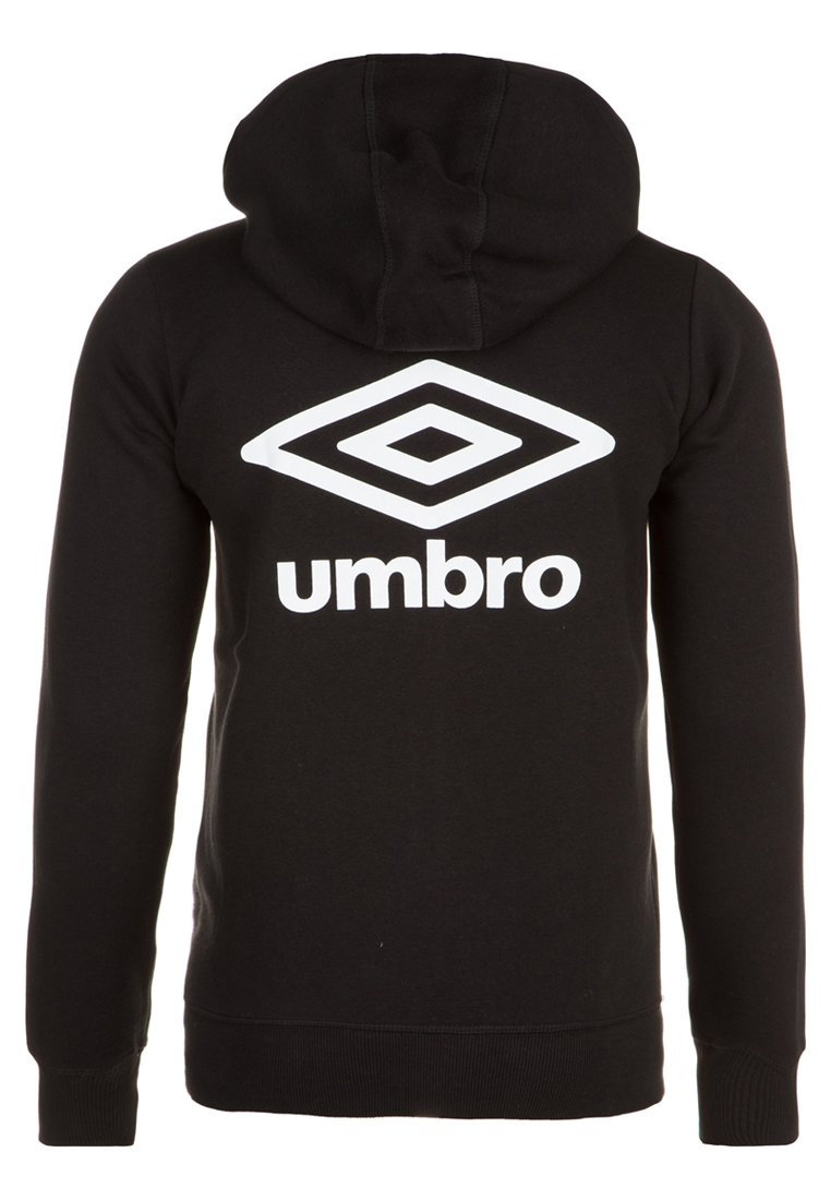 Umbro veste en sweat zippée - black I2jLxEwQ