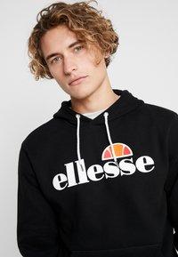Ellesse - GOTTERO - Hoodie - black - 3