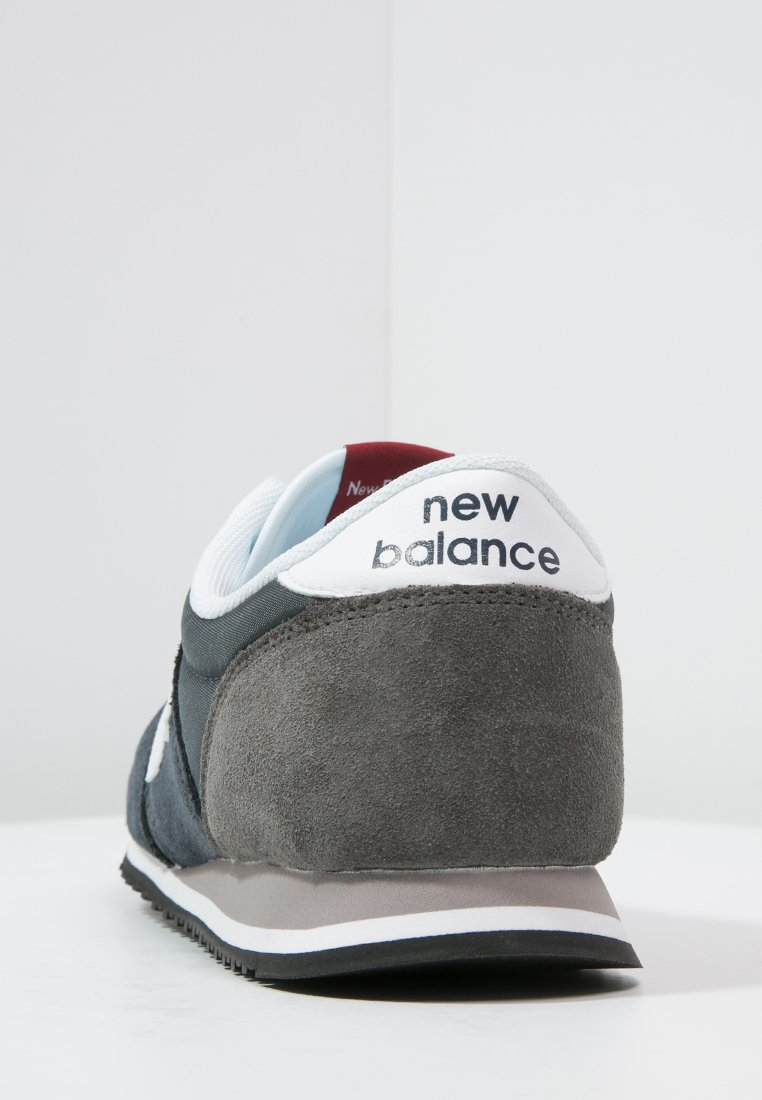 New Balance U420 - Baskets basses - navy/bleu marine - ZALANDO.FR