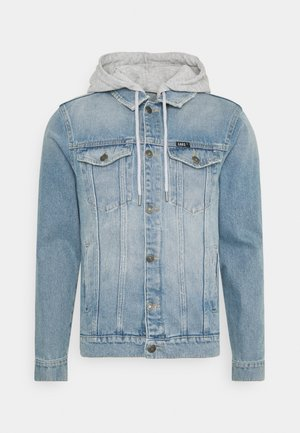 TREY JACKET - Denim jacket - stone bleached