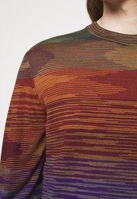 Missoni - LONG SLEEVE CREW NECK - Maglione - multi-coloured - 5