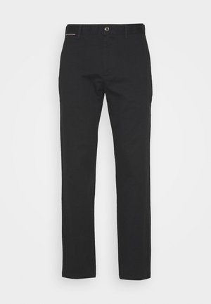 DENTON  - Chinos - black