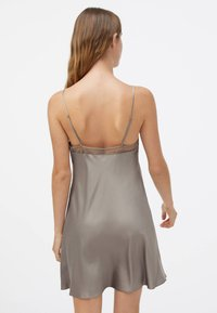 OYSHO - Nightie - beige - 2