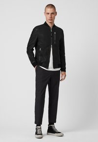 AllSaints - Leather jacket - black - 1