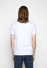 Iceberg - Print T-shirt - bianco ottico - 2