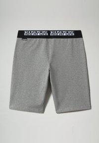 Napapijri - Shorts - medium grey melange - 7