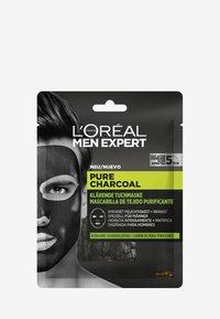 L'Oréal Men Expert - HYDRA ENERGY & PURE CHARCOAL FACE MASK SET - Skincare set - - - 1