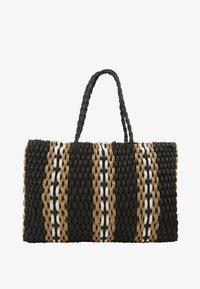 STRANDY BAG - Tote bag - black