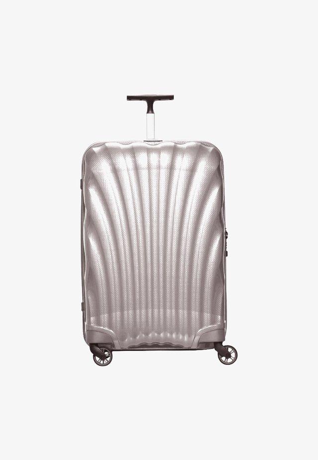 COSMOLITE - Wheeled suitcase - pearl