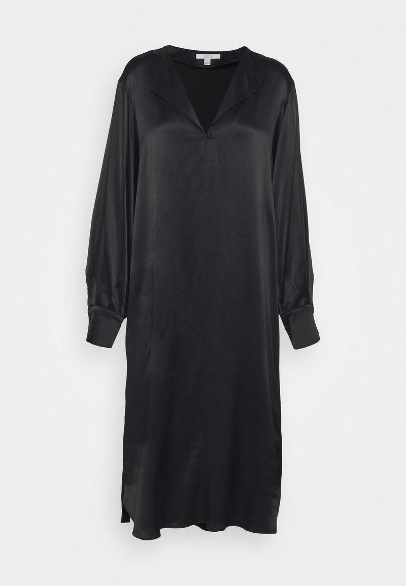House of Dagmar - RONJA - Vestito lungo - black