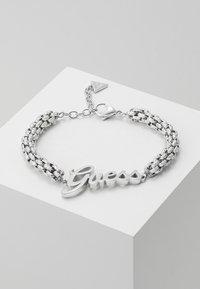 Guess - LOGO POWER - Bracelet - silver-coloured - 0