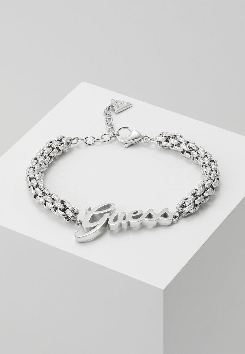 Guess - LOGO POWER - Bracelet - silver-coloured