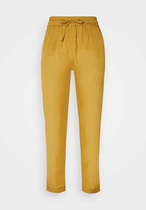 ONLVIVA LIFE PANT  - Trousers - golden spice