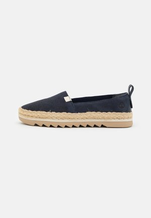 BARCELONA BAY CLASSIC  - Loafers - navy