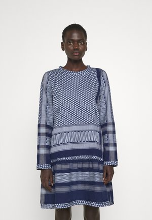 DRESS - Denní šaty - twilight blue