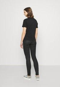 G-Star - LYNN MID SKINNY WMN - Jeans Skinny Fit - black radiant cobler - 2