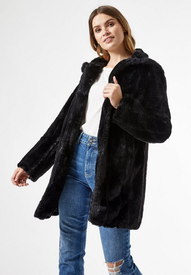 Dorothy Perkins - Winter coat - black