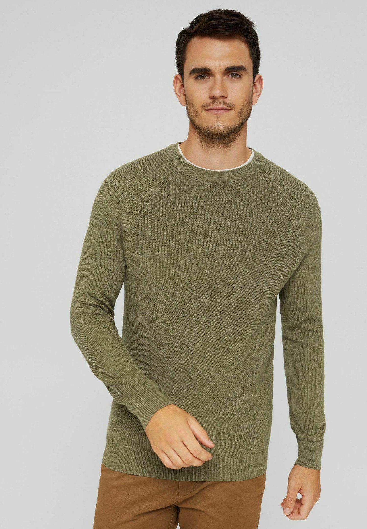 Homme Pullover - pale khaki