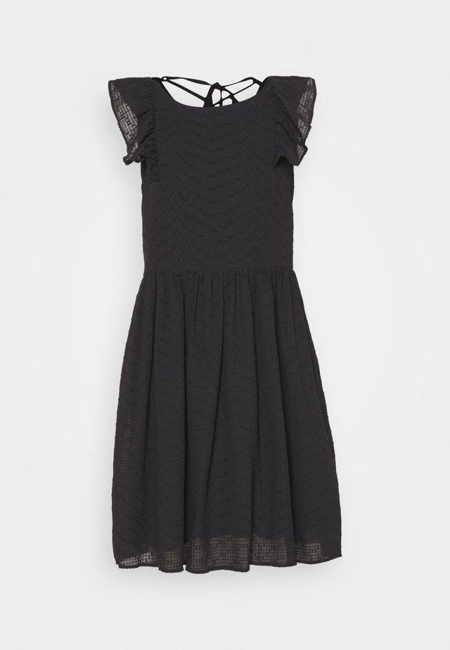 LADIES DRESS - Korte jurk - black
