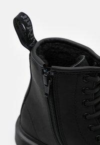 Dr. Martens - 1460 SERENA MONO REPUBLIC WP - Lace-up ankle boots - black - 5