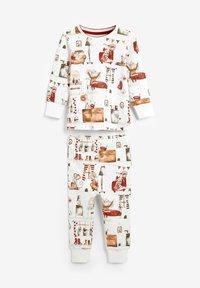 Next - 3 PACK  - Pyjamas - red - 1
