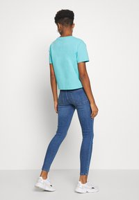 New Look - SUPERSOFT - Jeansy Skinny Fit - mid blue - 2