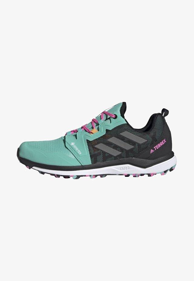 TERREX AGRAVIC GORE-TEX TRAILRUNNING-SCHUH - Neutral running shoes - green