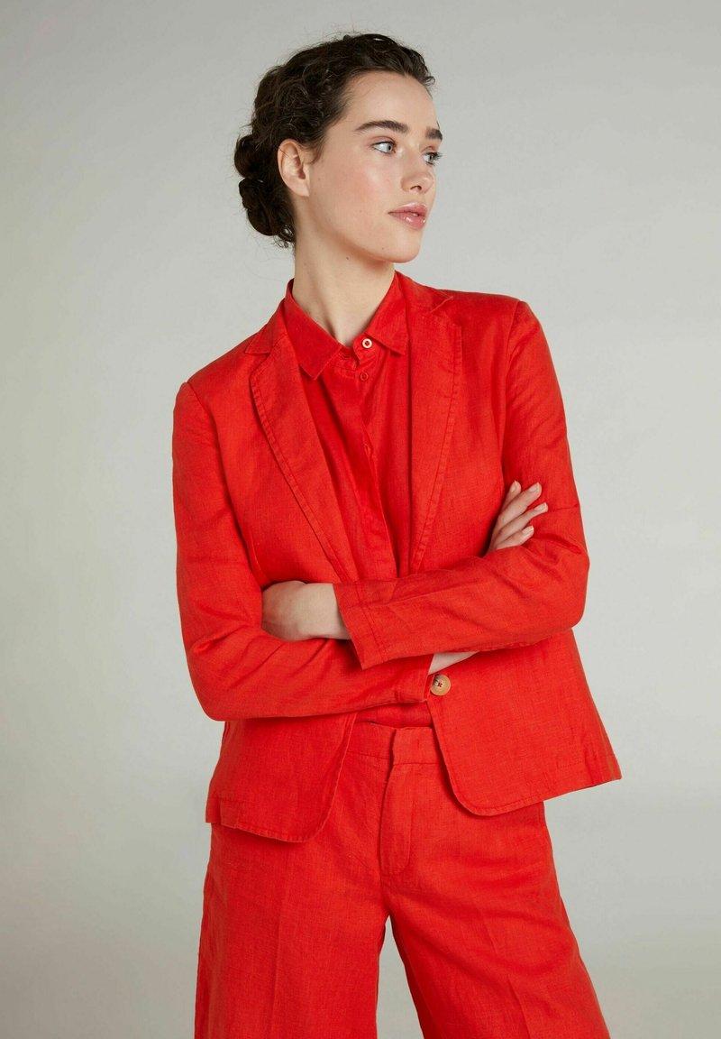 Oui - Blazer - fiery red