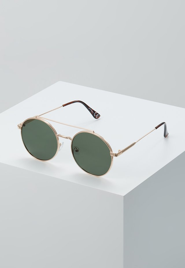 Sunglasses - copper-coloured